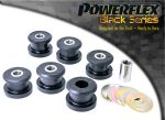 Saab 9-5 98-10 YS3E Powerflex Black Front Subframe Mounting Bushes PFF66-208BLK